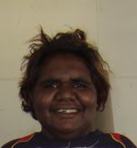 Aboriginal Artist Esther Bruno Nangala