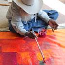 Aboriginal Artist Kudditji Kngwarreye