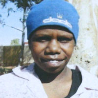 Aboriginal Artist Bethany Langdon Nakamarra