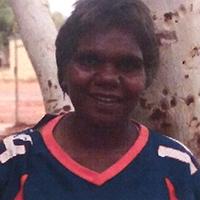 Aboriginal Artist Hazel Morris Nungarrayi