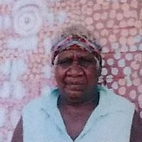 Aboriginal Artist Lorraine Granites Nungarrayi