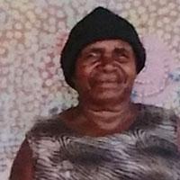Aboriginal Artist Mona Poulson Napurrula