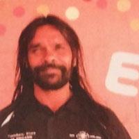 Aboriginal Artist Robert Pluto Jangala