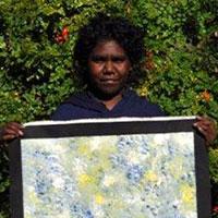 Aboriginal Artist Belinda Golder Kngwarreye