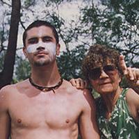 Aboriginal Artist Ben Appleton