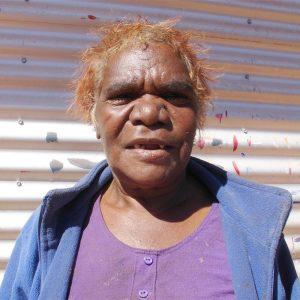 Aboriginal Artist Lola Walker Napanangka