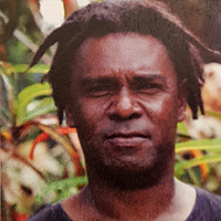 Aboriginal Artist Anson Dorante