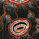 Bush Tomato Dreaming - © Debbie Brown Napaltjarri