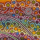 Native Seed Dreaming - © Geraldine Langdon Napurrurla