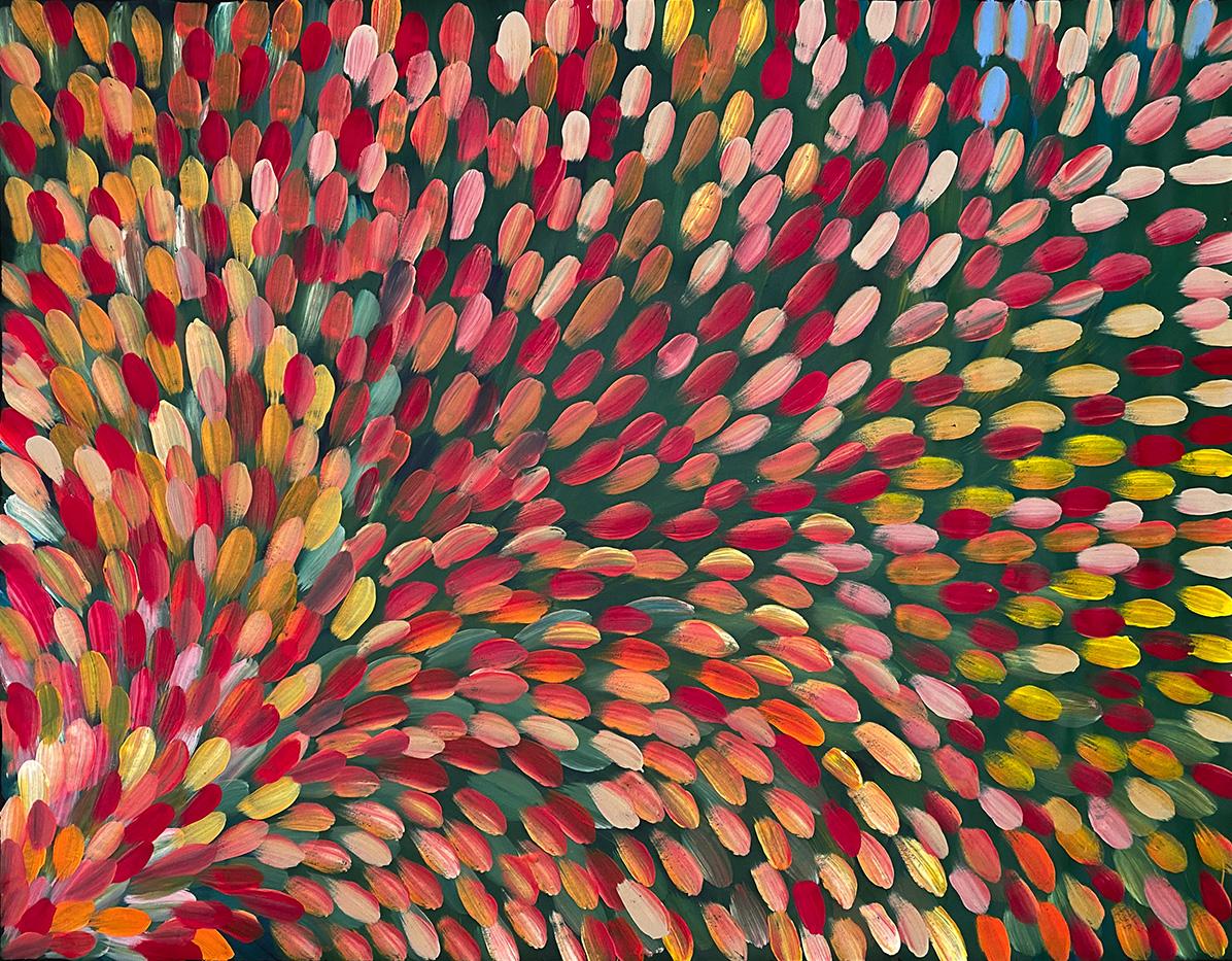 Product shot of Bush Medicine Leaves - © Gloria Petyarre
