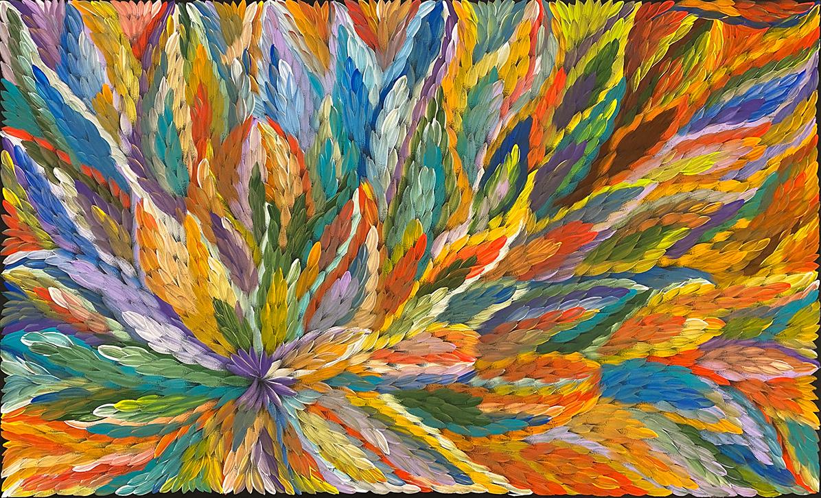 Product shot of Bush Medicine Leaves - © Caroline Numina