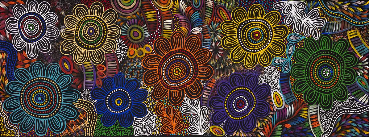 Product shot of Women's Dreaming - © Selina Numina Kamprina