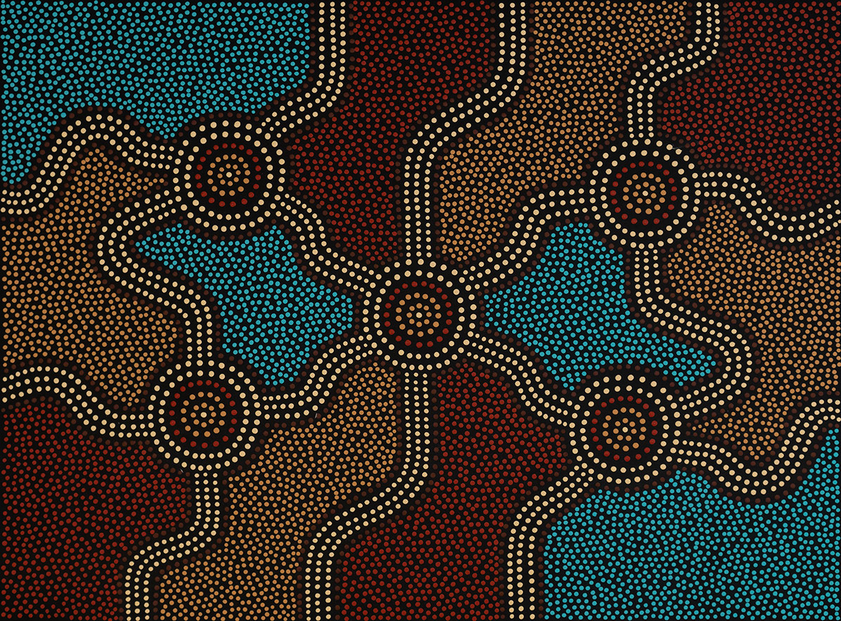 Product shot of Clans Of My Nation - © Bundjalung Sean Delsignore