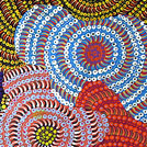 Seed Dreaming - © Tanya Collins Nungarrayi