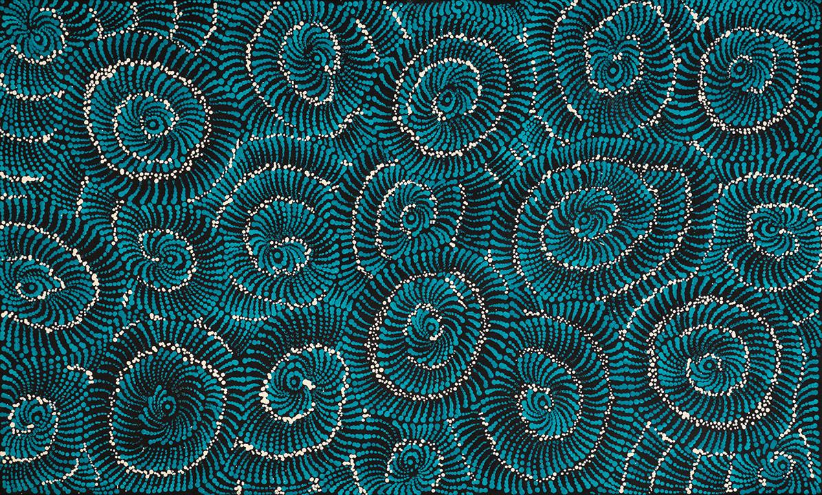 Product shot of Flying Ant Dreaming - © Maria Brown Nampijinpa