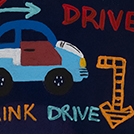 Drink Driving Awareness Campaign - © Cherylyn Granites Napangardi