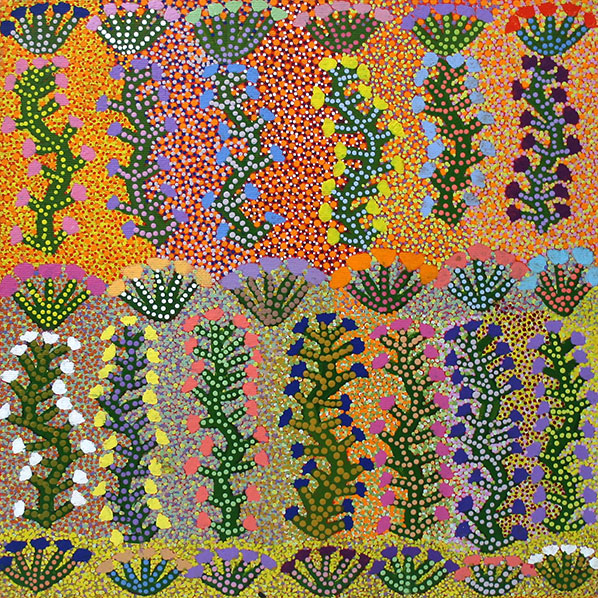 Product shot of Bush Medicine Plant - © Minnie Morton Ngwarraye