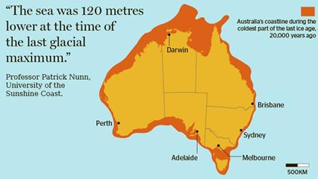 Map Of Australia 20000 Years Ago.Map Of Australia 20000 Years Ago Kameroperafestival