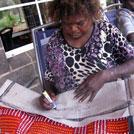 Aboriginal Artist Bambatu Napangardi