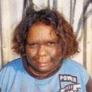 Aboriginal Artist Kindy Ross Kamara