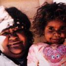Aboriginal Artist Lynette Singleton Nangala