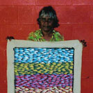 Aboriginal Artist Rosemary Petyarre