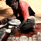 Aboriginal Artist Thomas Tjapaltjarri