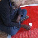 Aboriginal Artist Willy Tjungarrayi