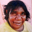 Aboriginal Artist Pauline Gallagher Napangardi