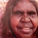 Aboriginal Artist Wendy Brown Nungarrayi
