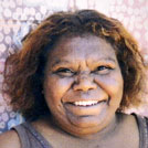 Aboriginal Artist Ruth Spencer Nungarrayi