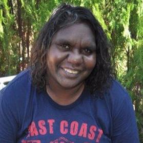 Aboriginal Artist Dulcie Long Pwerle