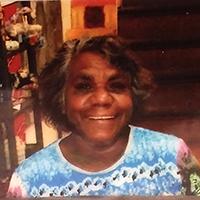 Aboriginal Artist Eileen Bird Nungala