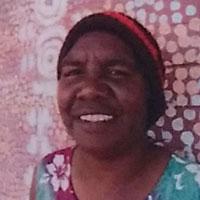 Aboriginal Artist Jill Watson Nungarrayi