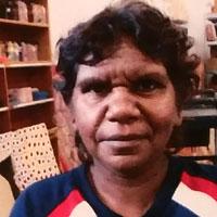 Aboriginal Artist Geraldine Langdon Napurrula