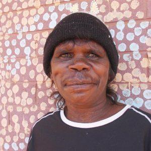 Aboriginal Artist Shirley Martin Napanangka