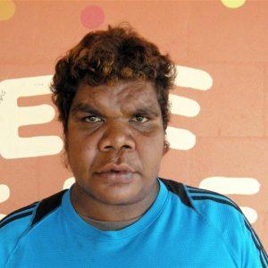 Aboriginal Artist Ursula Collins Nampijinpa