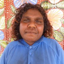 Aboriginal Artist Bettrina Bundey Pula