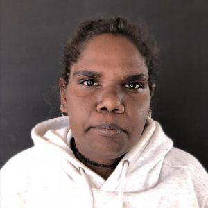 Aboriginal Artist Celestine Tex Nungarrayi