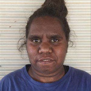 Aboriginal Artist Charlene Marshall Napanangka
