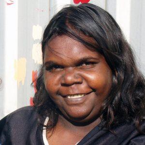Aboriginal Artist Cherina Singleton Nampijinpa