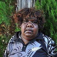 Aboriginal Artist Elizabeth Abba