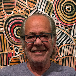 Aboriginal Artist Greg Weatherby