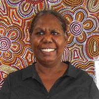 Aboriginal Artist Jacinta Numina