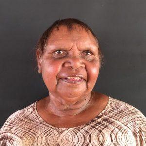Aboriginal Artist Jeanie Ross Nampijinpa