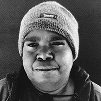 Aboriginal Artist Julie Collins Napaljarri