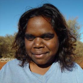 Aboriginal Artist Karen Bird Ngale