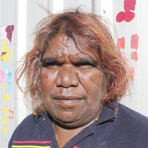 Aboriginal Artist Kelly Michaels Napanangka