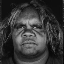 Aboriginal Artist Keturah Zimran Nangala