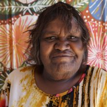 Aboriginal Artist Minnie Morton Ngwarraye